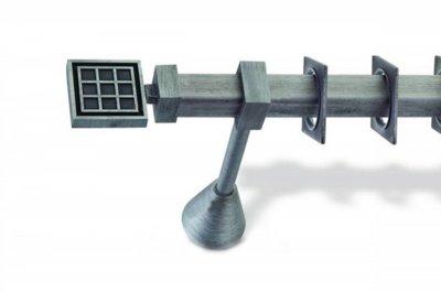 ecarpets Κουρτινόξυλο Βιομηχανικό Απόλλωνας Τ20