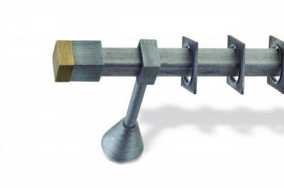 ecarpets Κουρτινόξυλο Βιομηχανικό Μόντσα Τ20