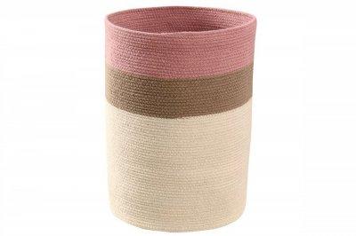ecarpets Lorena canals basket bazaar ash rose