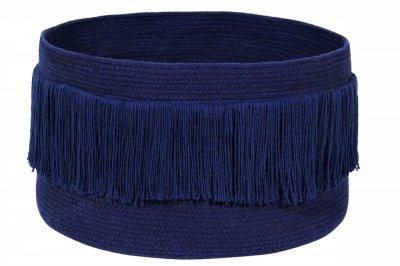 ecarpets Lorena canals basket fringes alaska blue