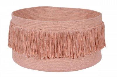 ecarpets Lorena canals basket fringes sahara nude