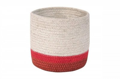 ecarpets Lorena canals basket mini tricolor natural 15x15