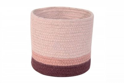 ecarpets Lorena canals basket mini tricolor vintage nude