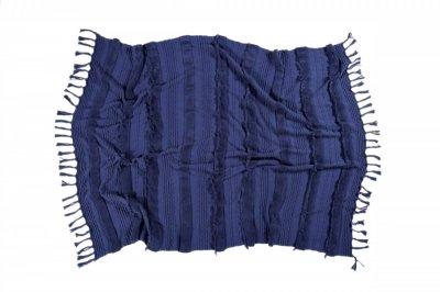 ecarpets Lorena canals blanket air alaska blue