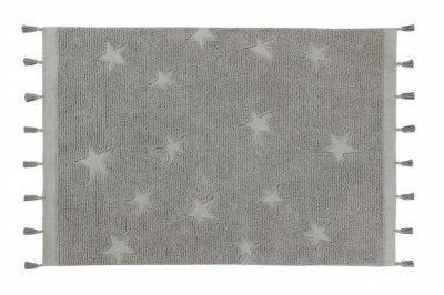 ecarpets Lorena canals hippy stars grey