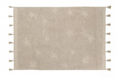 ecarpets Lorena canals hippy stars natural