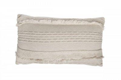 ecarpets Lorena canals cushion air dune white