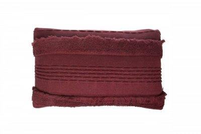 ecarpets Lorena canals cushion air savannah red