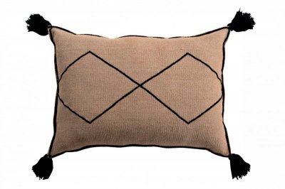 ecarpets Lorena canals cushion bereber linen
