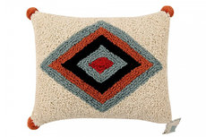 ecarpets Lorena canals cushion rhombus