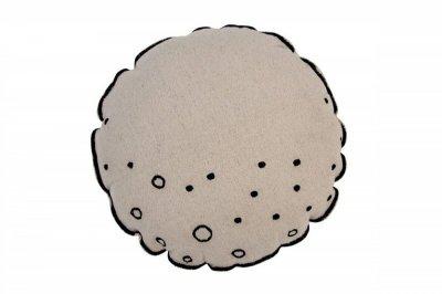 ecarpets Lorena canals cushion moon 40x40