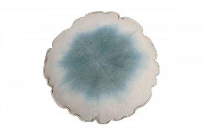 ecarpets Lorena canals cushion tie dye vintage blue
