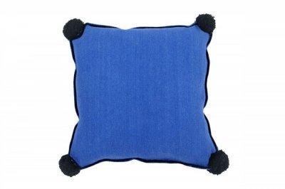 ecarpets Lorena canals cushion square klein 40x40