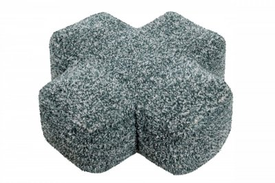 ecarpets Lorena canals floor cushion plus