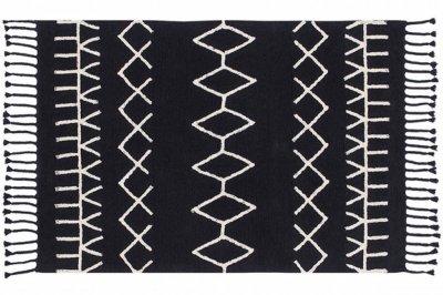 ecarpets Lorena canals bereber black