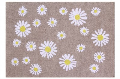 ecarpets Lorena canals happy daisies