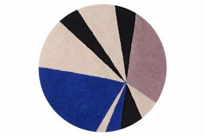 ecarpets Lorena canals geometric klein round
