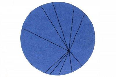 ecarpets Lorena canals trace klein round