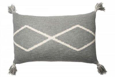 ecarpets Lorena canals cushion oasis grey