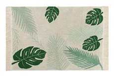 ecarpets Lorena canals tropical green
