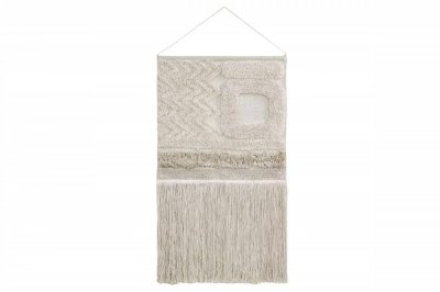 ecarpets Lorena canals wall hanging earth natural