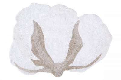ecarpets Lorena canals cotton flower