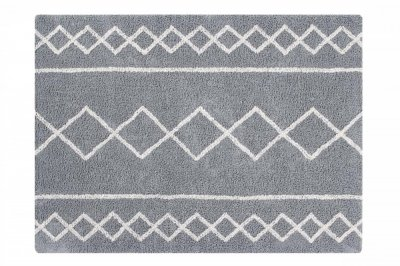 ecarpets Lorena canals oasis natural grey