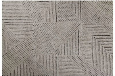 ecarpets Lorena canals woolable rug golden coffee