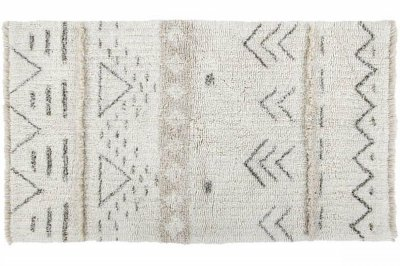 ecarpets Lorena canals woolable rug lakota day small