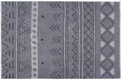 ecarpets Lorena canals woolable rug lakota night large