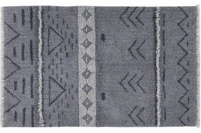 ecarpets Lorena canals woolable rug lakota night small