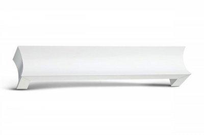 ecarpets Μετώπη αλουμινίου λευκό