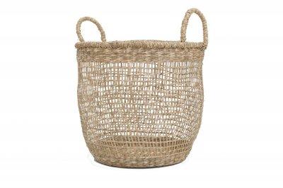 ecarpets Sandycay basket with handles l Ø33x35