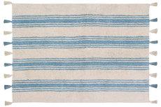 ecarpets Lorena canals stripes nile blue
