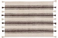 ecarpets Lorena canals stripes elephant grey