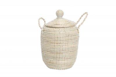 ecarpets Tortilla basket with cap m Ø31x46