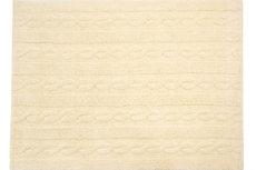 ecarpets Lorena canals trenzas soft vanilla